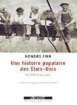 howard zinn, Une histoire populaire des États-Unis de 1492 à nos jours, éditions Agone