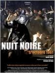 Nuit noire, Alain Tasma, 2005, guerre d'algérie, fln, répression, france