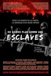 ne vivons plus comme des esclaves,crise économique, anarchisme, autogestion, antifascisme, grèce, documentaire, Yannis Youlountas