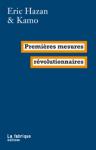 Éric Hazan, premières mesures révolutionnaires, conférences et entretiens, Pléades, 2014