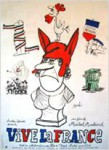 vive la france, antimilitarisme,france, documentaire, michel audiard, 1974