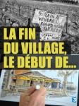 La fin du village, le début de... ?,la fin du village,jean-pierre le goff,néoruralisme,rurbanisation,cadenet,france,documentaire,bertrand delais,2015